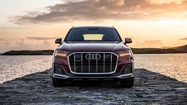 Giá xe Audi A7 2020