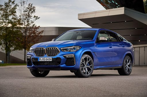 Giá xe BMW X6 2020