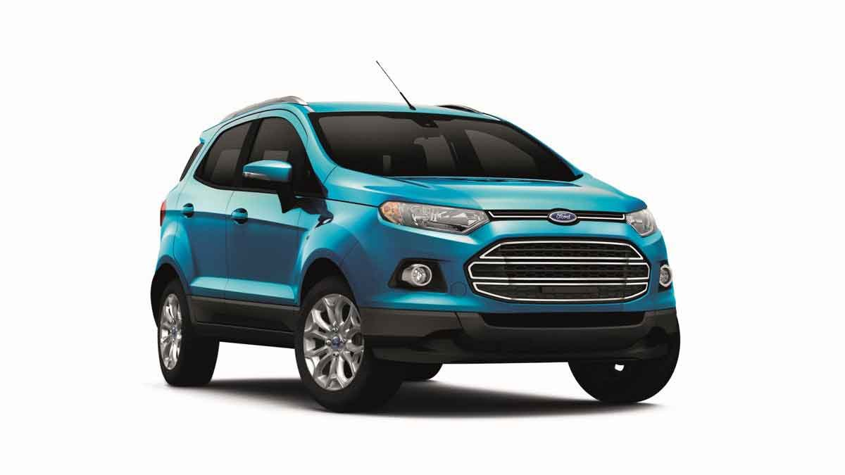 Xe Ford EcoSport 2020