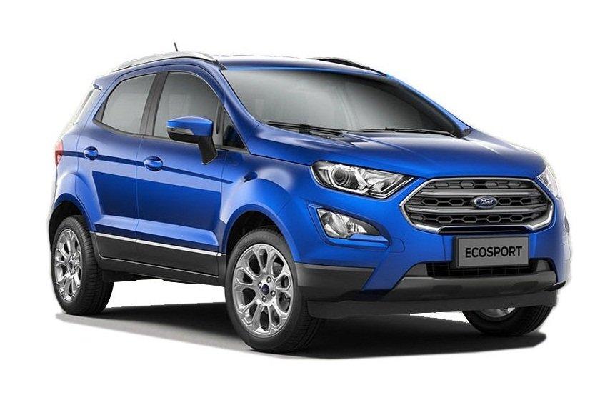 Ngoại thất xe Ford EcoSport 2020
