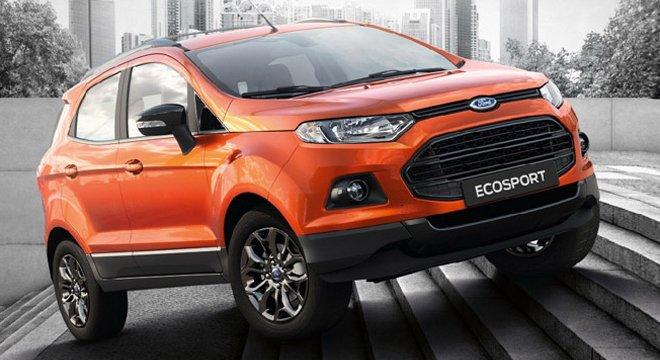 Đánh giá xe Ford EcoSport 2020