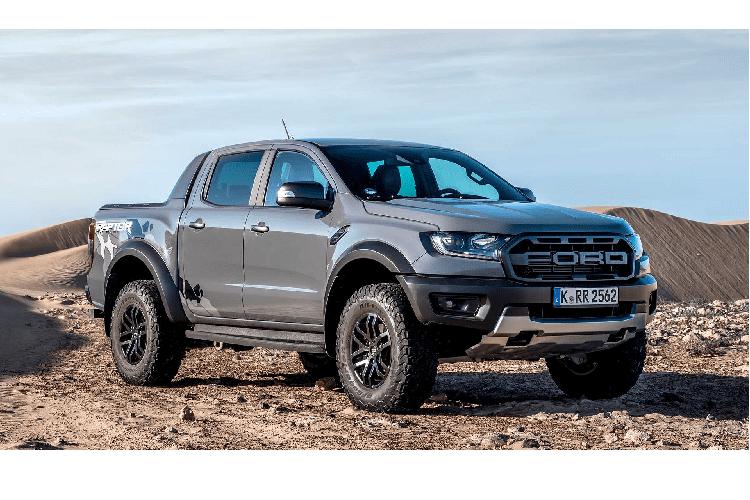 Thông số kỹ thuật xe Ford Ranger 2020