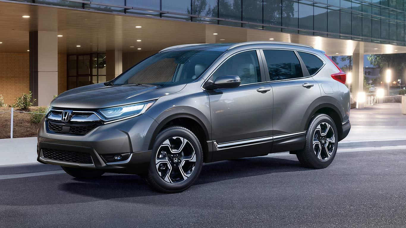 Xe Honda CRV 2020