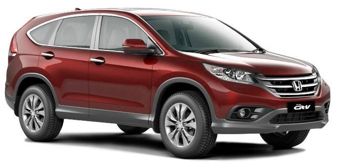 Ưu nhược điểm xe Honda CRV 2020
