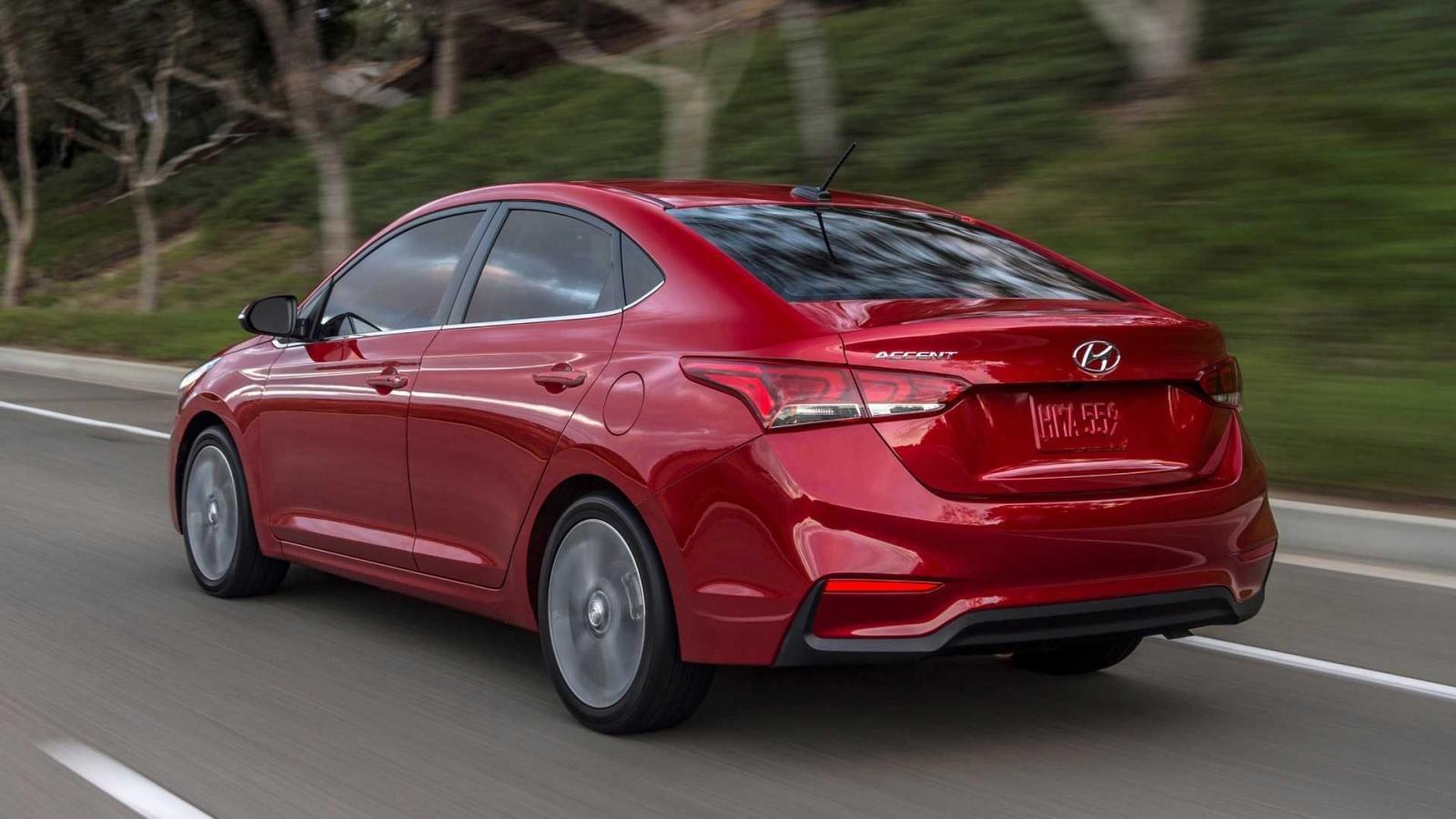 Giá xe Hyundai Accent 2020