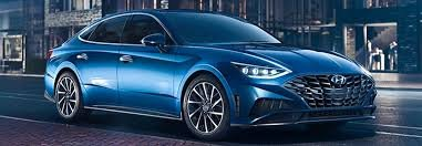 Ngoại thất Hyundai Sonata 2020