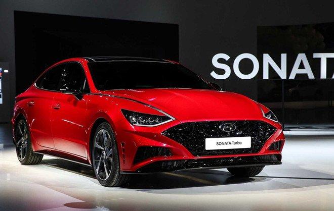 Thông số kỹ thuật Hyundai Sonata 2020