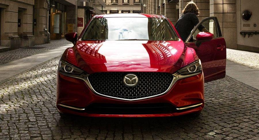 Ngoại thất xe Mazda 6 2020