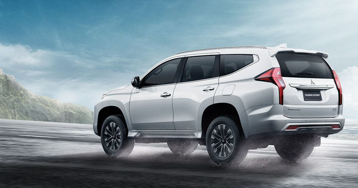 Ưu nhược điểm Mitsubishi Pajero Sport 2020
