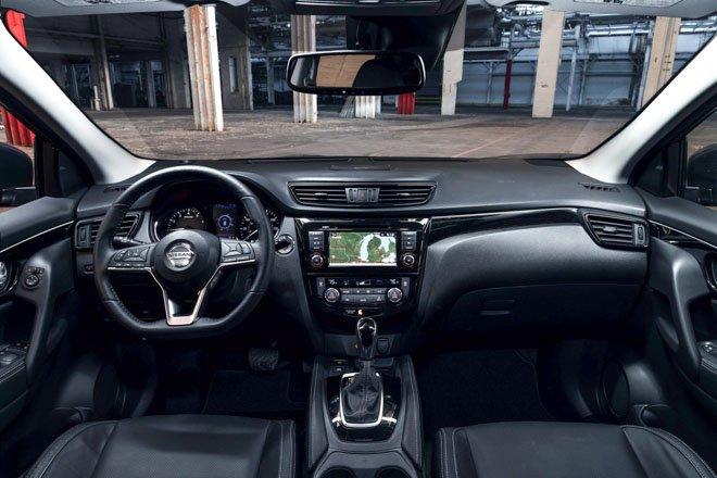 Nội thất xe Nissan X-Trail 2020