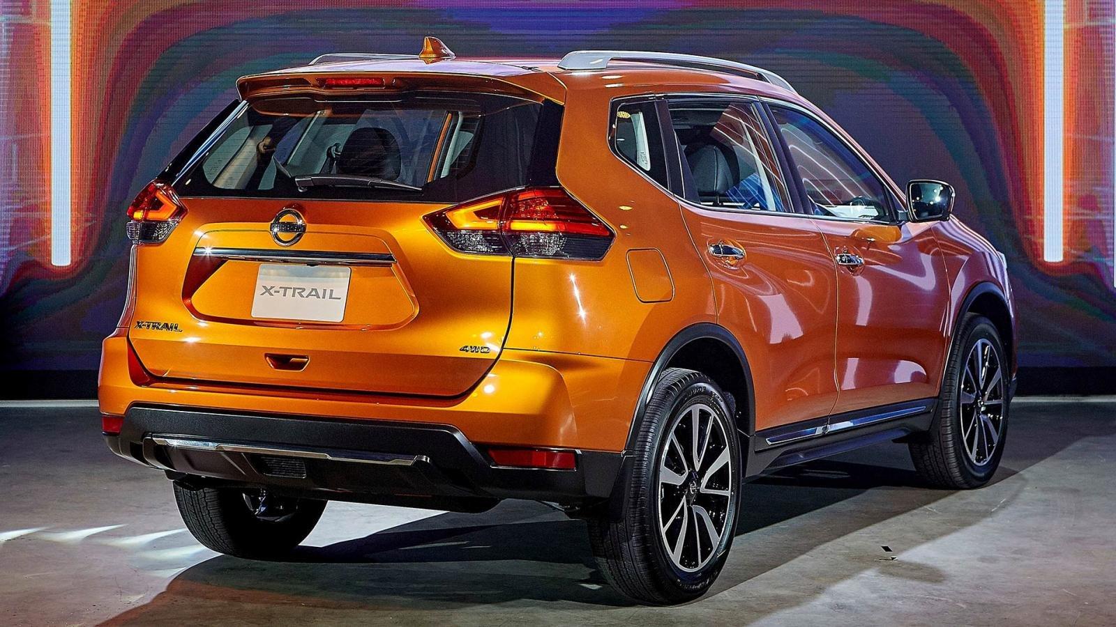 Ngoại thất xe Nissan X-Trail 2020