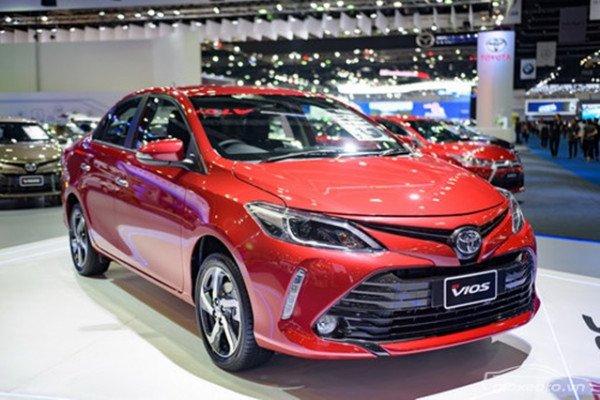 Ưu nhược điểm xe Toyota Vios 2020