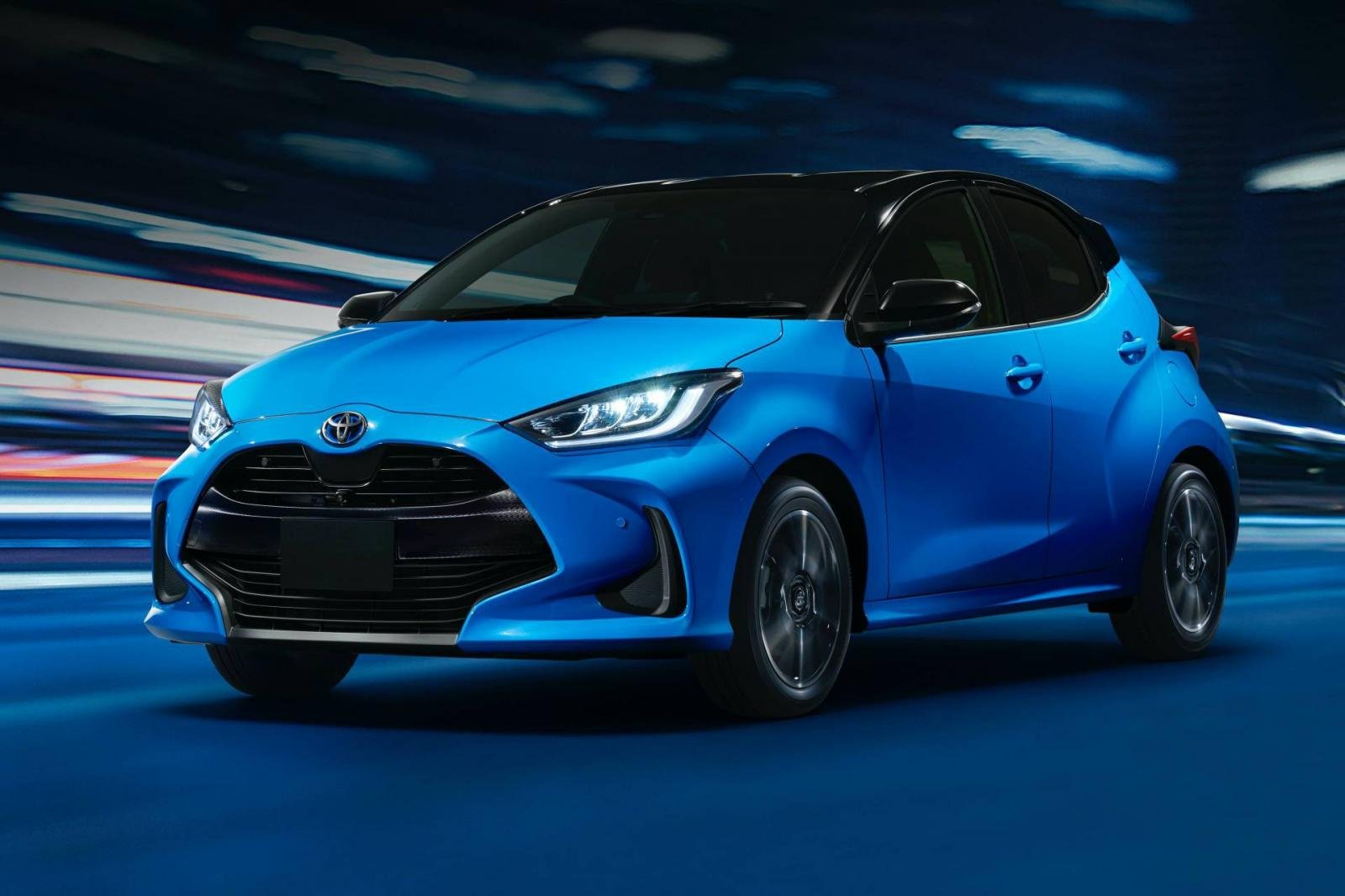 Ngoại thất xe Toyota Yaris 2020