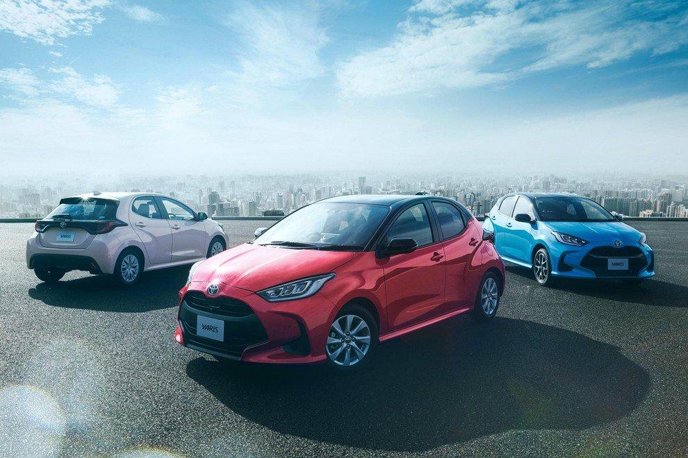 Thông số kỹ thuật Toyota Yaris 2020