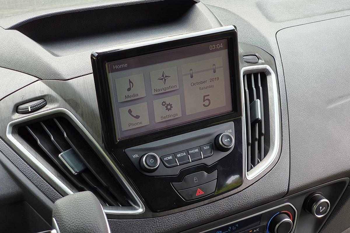 Thông số kỹ thuật xe Ford Tourneo 2020 a5