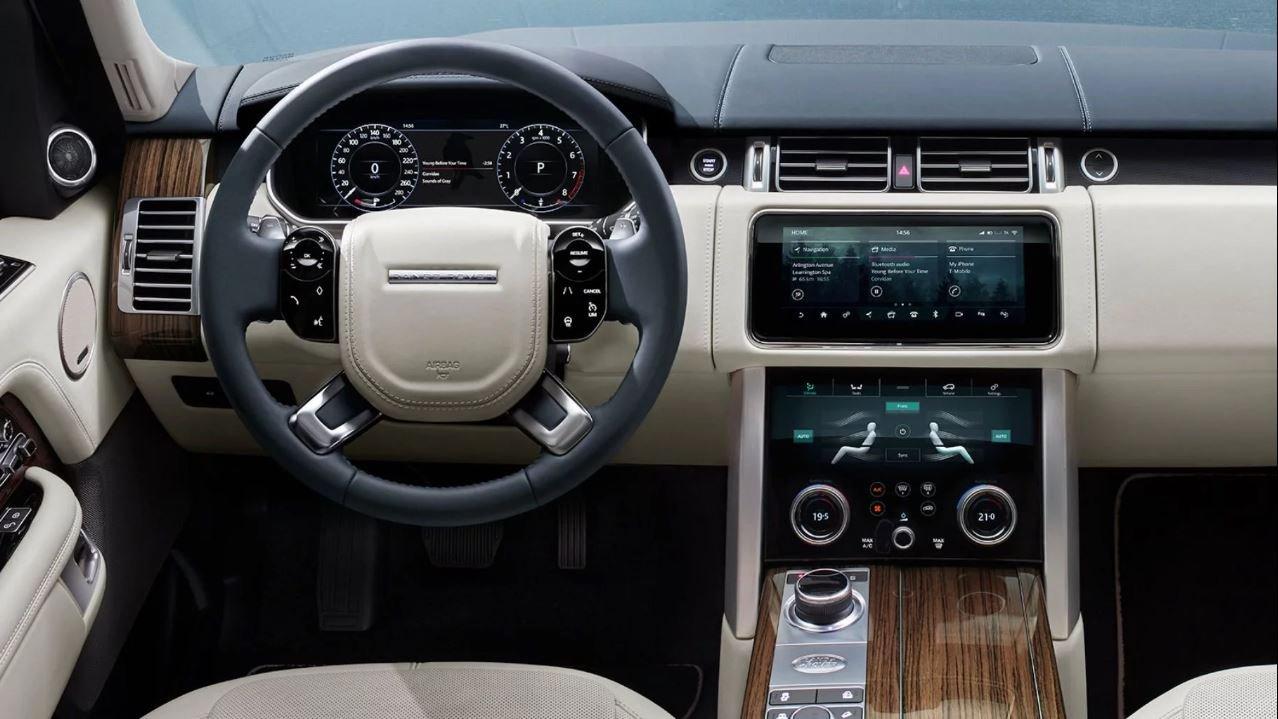 Thông số kỹ thuật xe Landrover Range Rover 2020 tại Việt Nam 4a