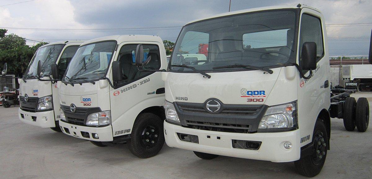 Xe Hino của nước nào? Các mẫu xe Hino đang bán tại Việt Nam 1a
