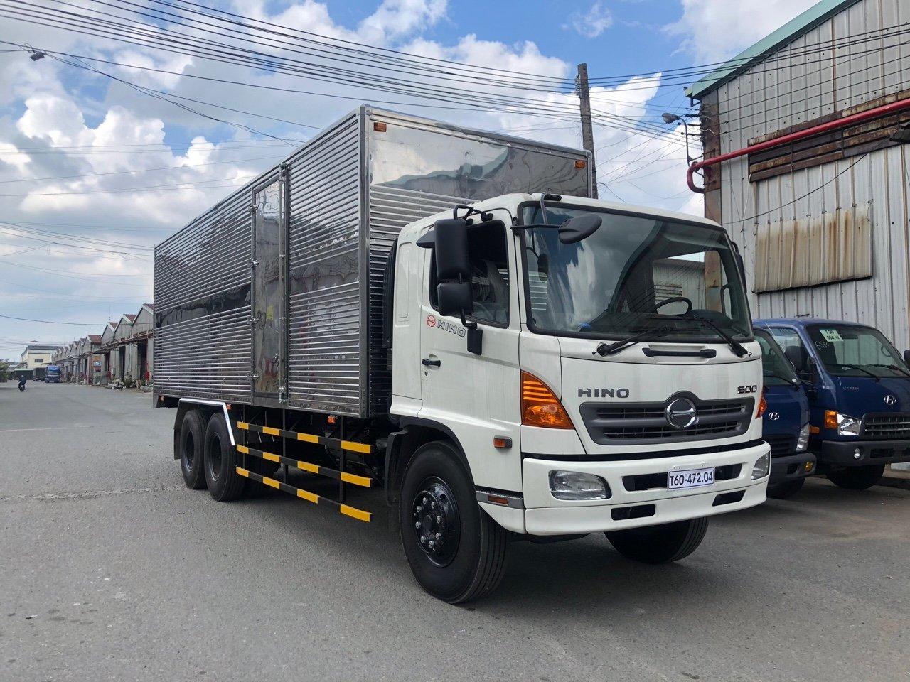 Xe Hino của nước nào? Các mẫu xe Hino đang bán tại Việt Nam 2a
