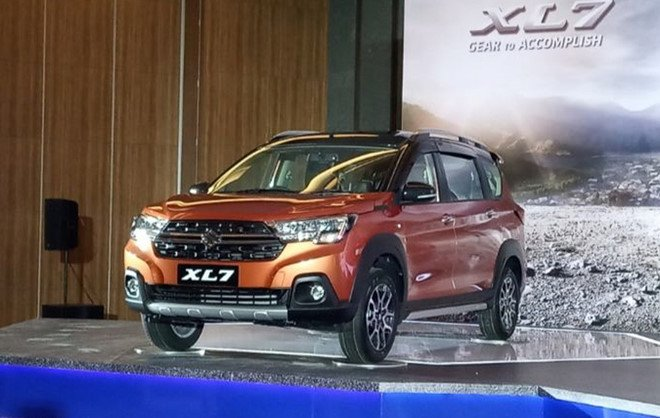 Suzuki XL7 2020 ra mắt tại Indonesia, giá chỉ bằng nửa dự đoán tại Việt Nam.