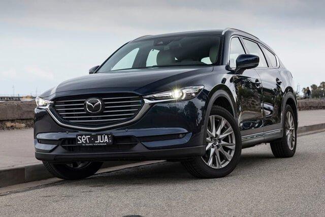 Ưu nhược điểm xe Mazda CX-8