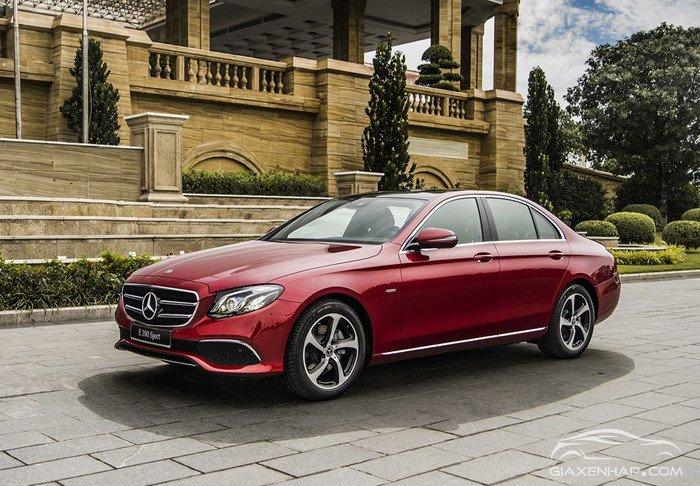 Ưu nhược điểm xe Mercedes Benz E200