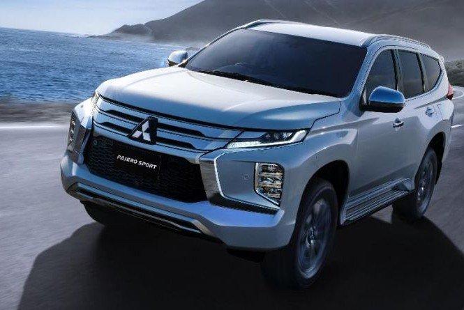 Đánh giá xe Mitsubishi Pajero