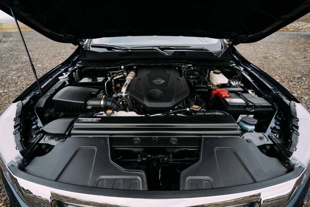 Động cơ xe Nissan Navara