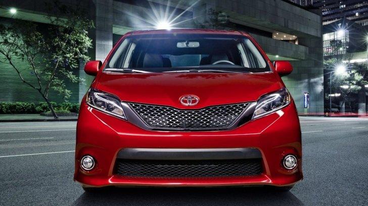 Ưu nhược điểm xe Toyota Sienna