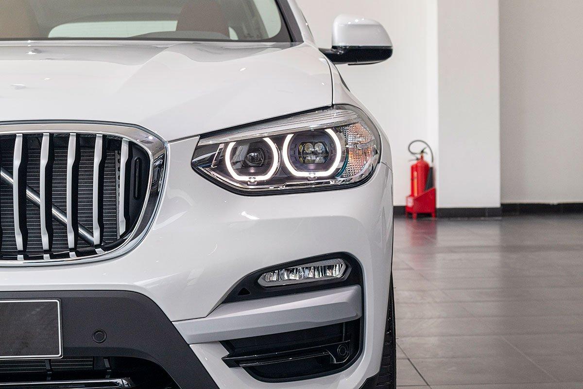 Ảnh chụp Đèn pha BMW X3 2020