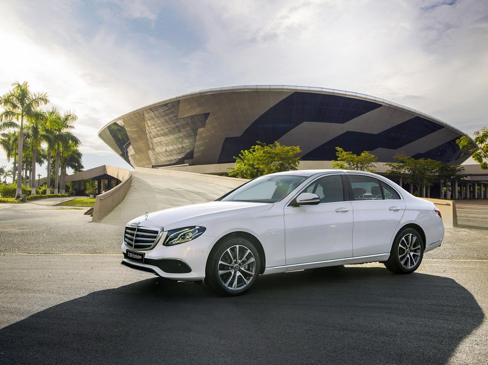 Thông số kỹ thuật xe Mercedes-Benz E 200 Exclusive 2020