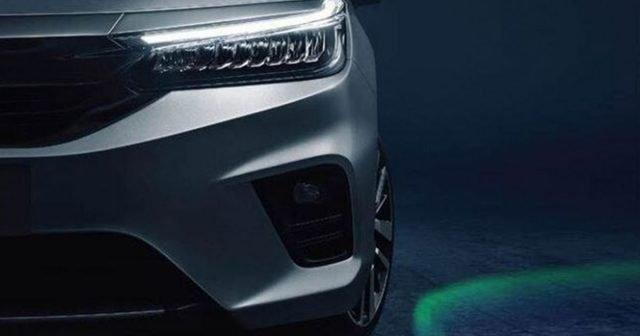 Honda City 2020 nhá hàng với hàng loạt cải tiến