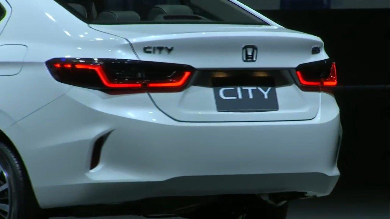 Honda City 2020 Ấn chỉ thay đổi nhẹ so với bản Thái ra mắt gần đây