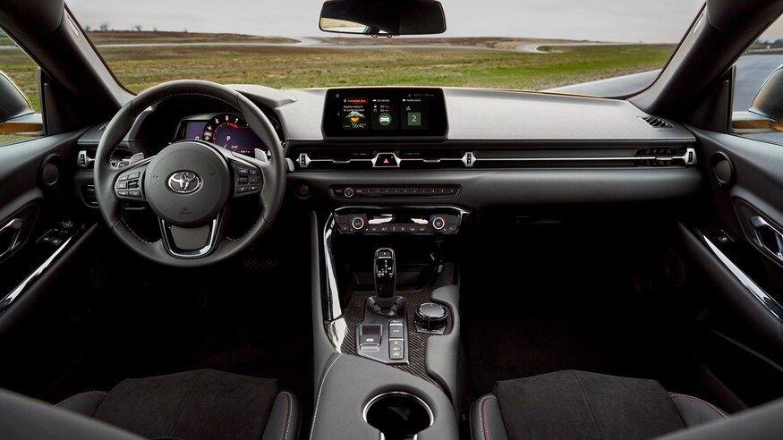 Công nghệ Toyota Supra 2021 cũng sẽ thay đổi để giữ giá hấp dẫn.