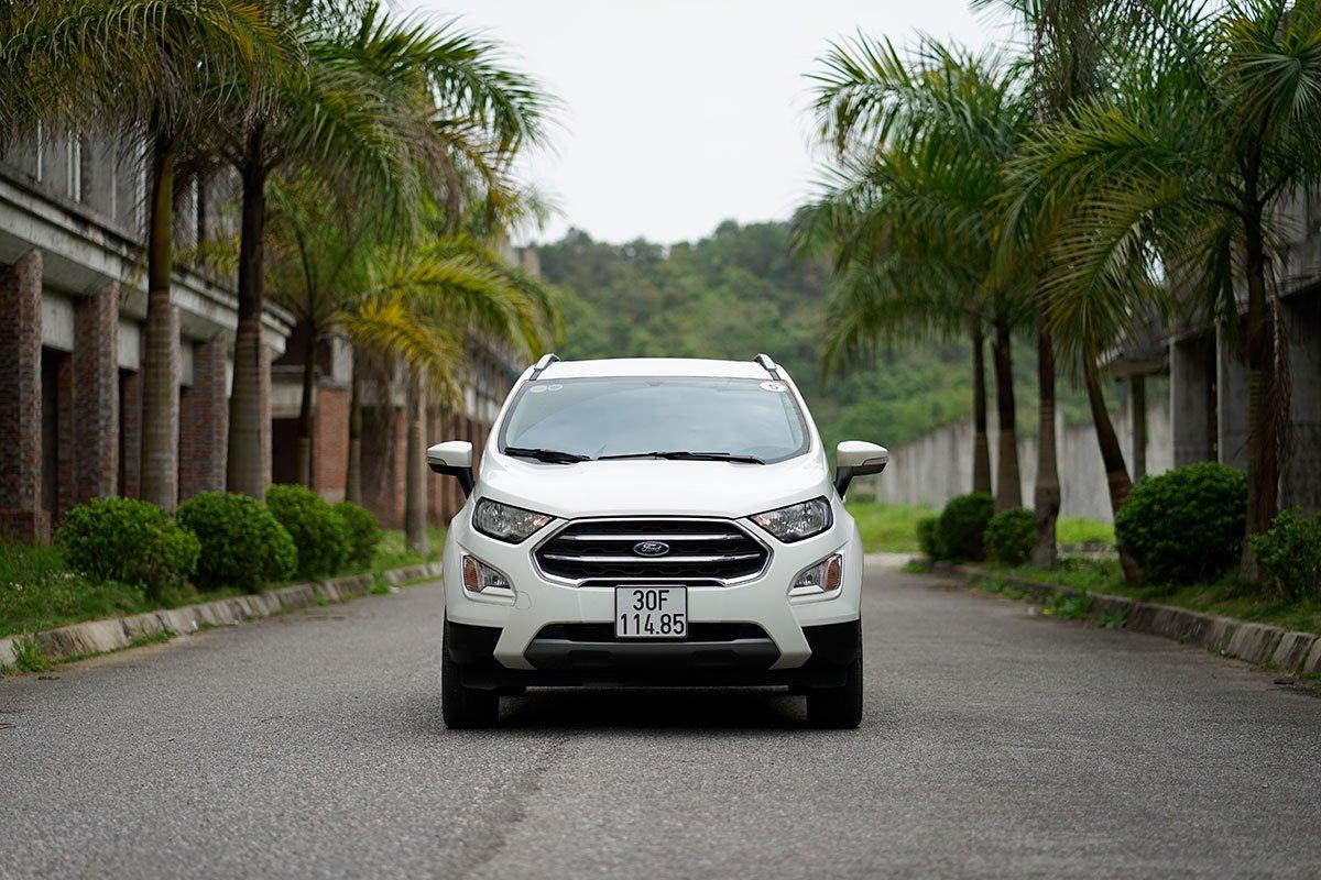 Thông số kỹ thuật xe Ford Ecosport 2020 tại Việt Nam