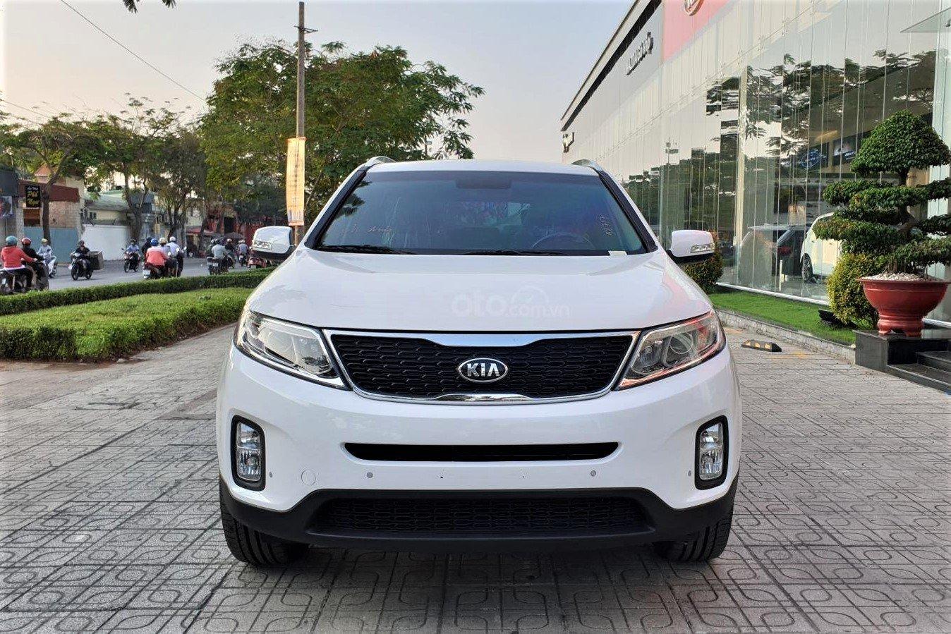 Thông số kỹ thuật xe Kia Sorento 2020 tại Việt Nam