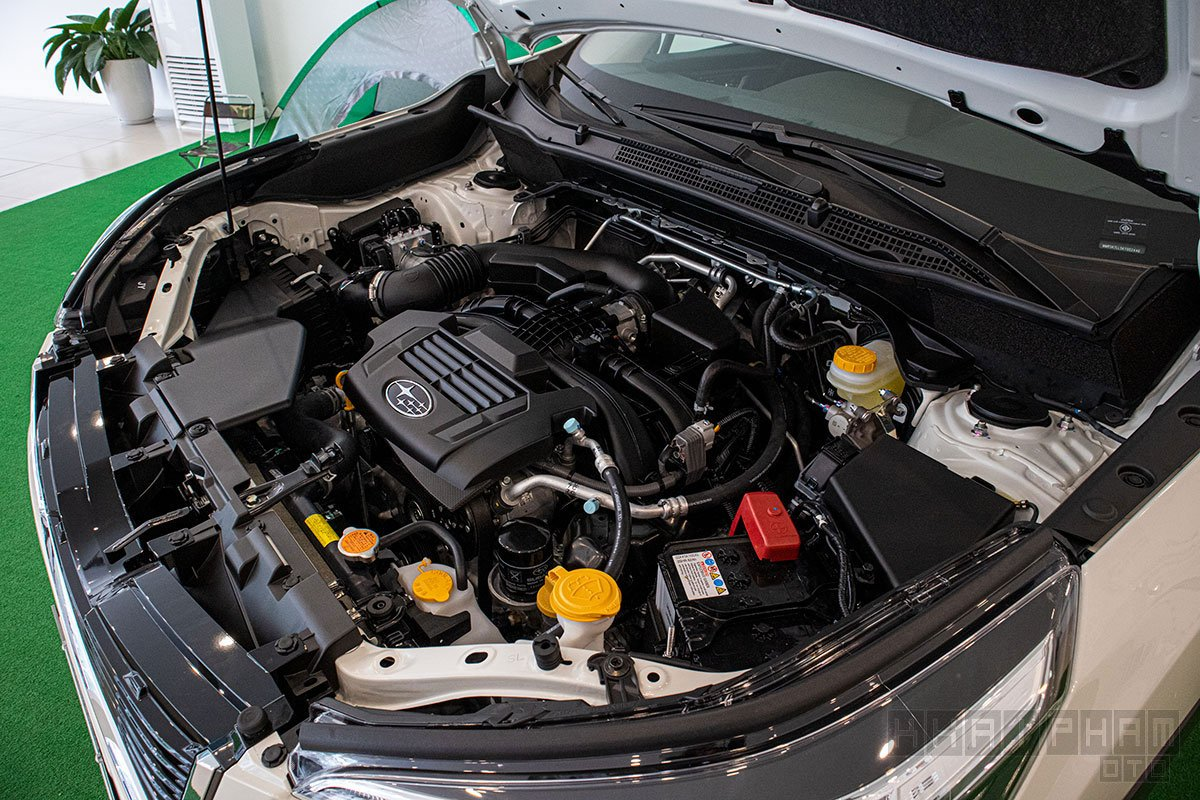 Thông số kỹ thuật xe Subaru Forester 2020 mới nhất tại Việt Nam 3a