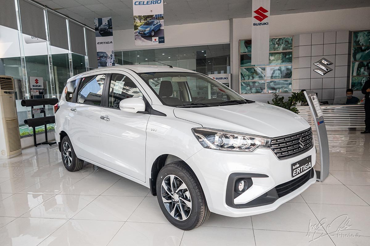 Đánh giá xe Suzuki Ertiga 2020.