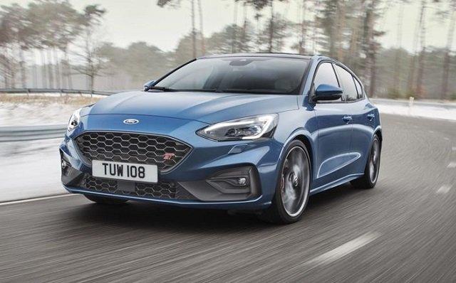 Ngoại thất xe Ford Focus 2020