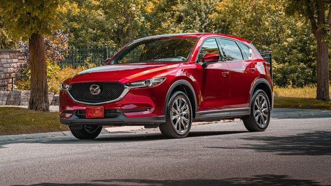 Xe Mazda CX5 2020