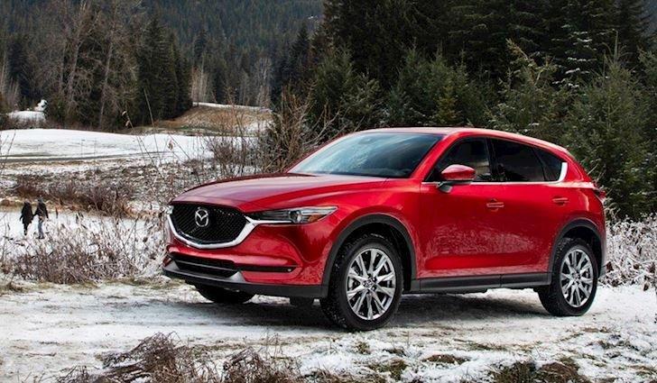 Ngoại thất xe Mazda CX5 2020