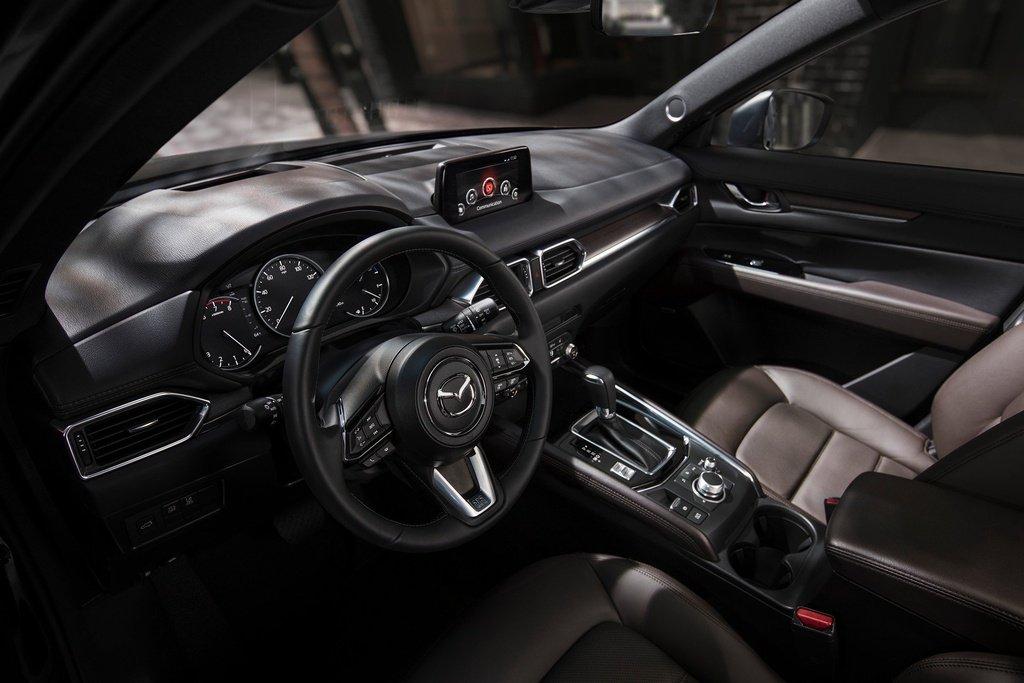 Nội thất xe Mazda CX5 2020
