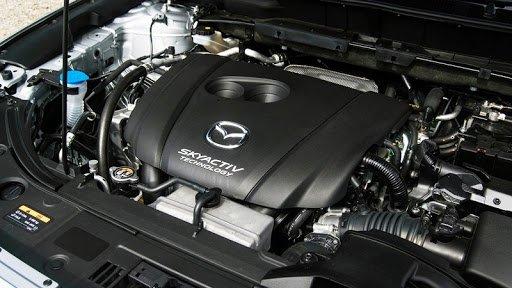 Động cơ xe Mazda CX5 2020