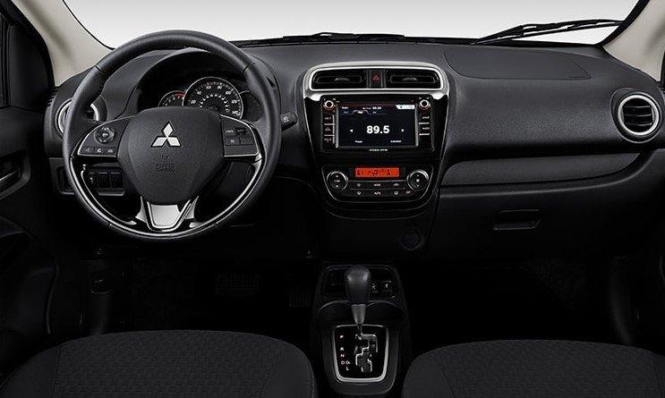 Nội thất Mitsubishi Mirage 2020