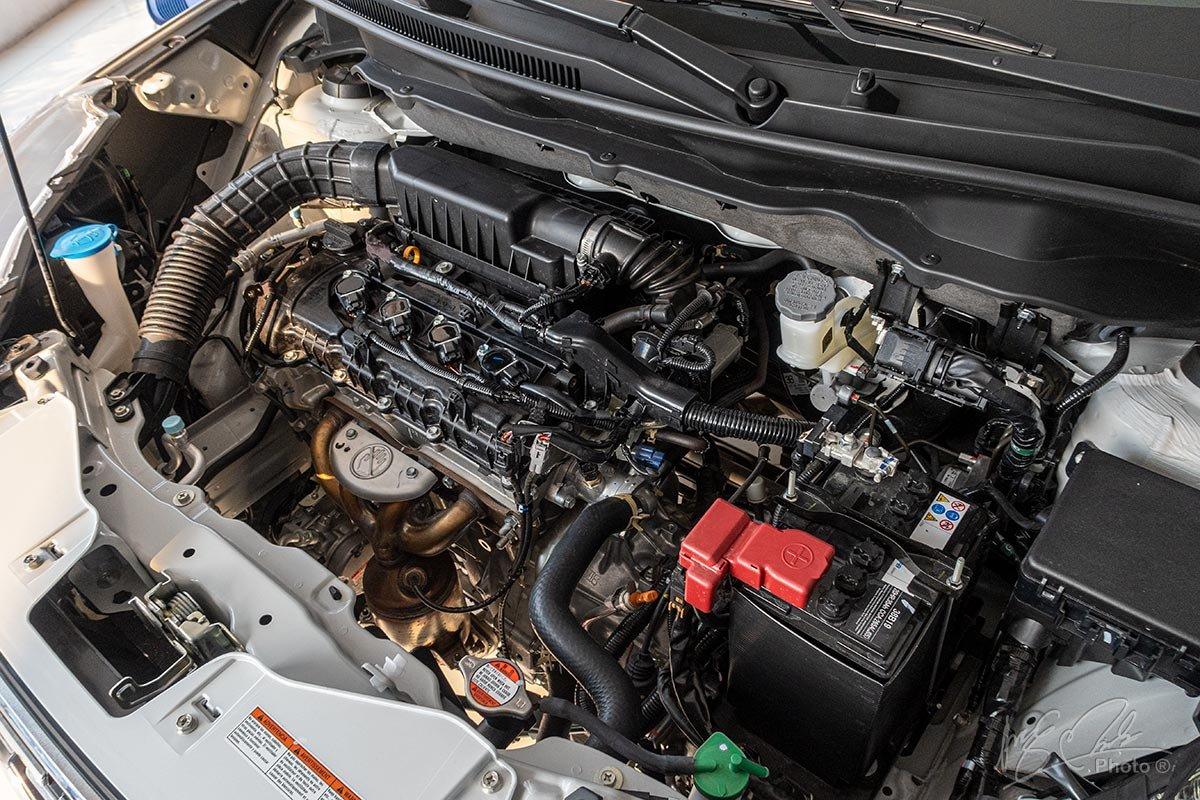 Đánh giá xe Suzuki Ertiga 2020: Động cơ 1.5L công suất 103 mã lực, 138 Nm.