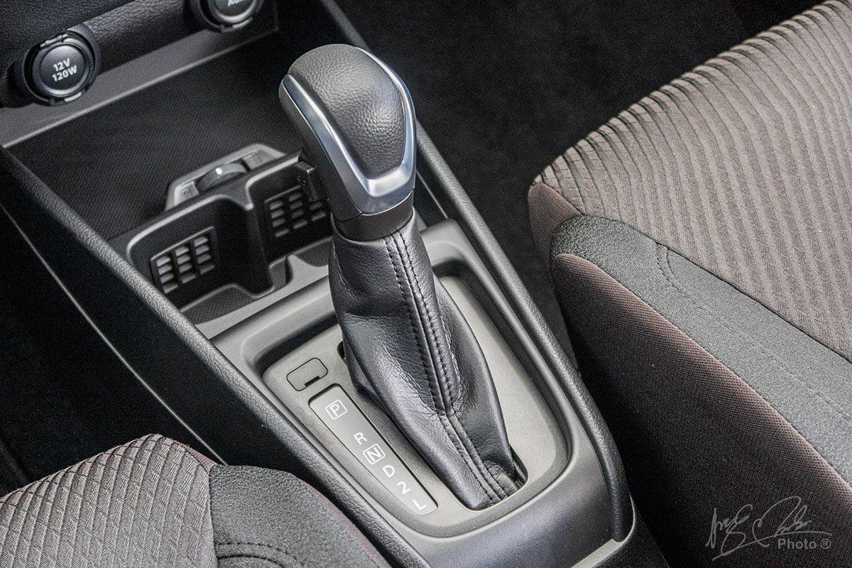 Đánh giá xe Suzuki Ertiga 2020: Hộp số tự động 4 cấp được thiết kế để tối ưu hiệu suất.