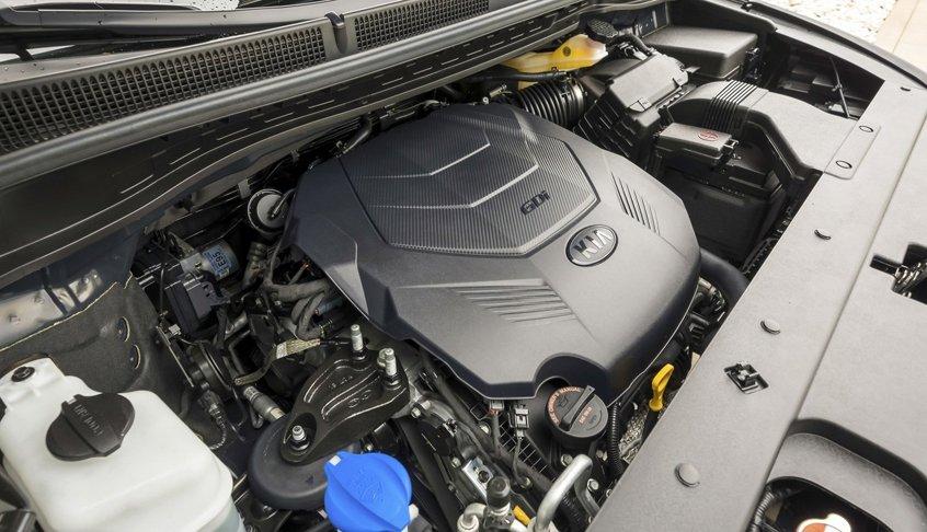 Động cơ xe Kia Sedona 2020