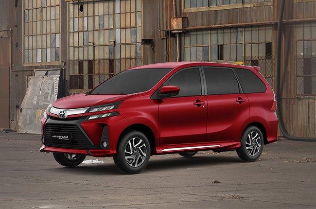 Xe Toyota Avanza 2020