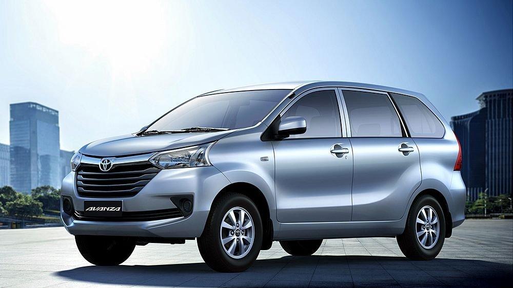 Giá xe Toyota Avanza 2020