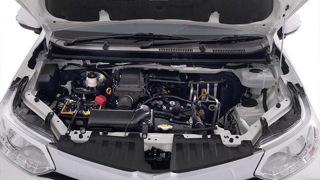 Động cơ xe Toyota Avanza 2020