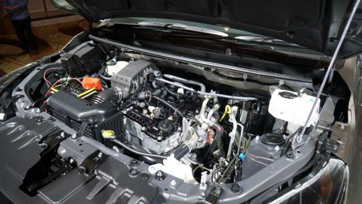 Động cơ xe Toyota Rush 2020